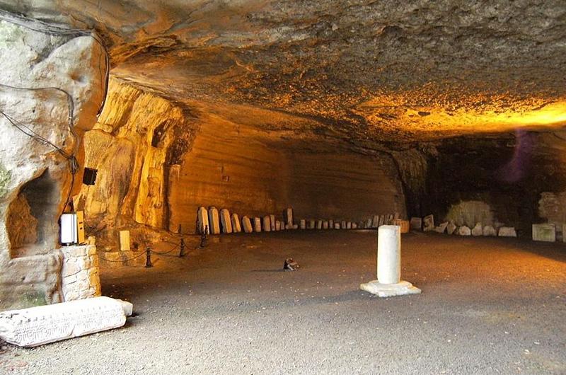 OJ55IC6Kilise Mağarası İçi_1